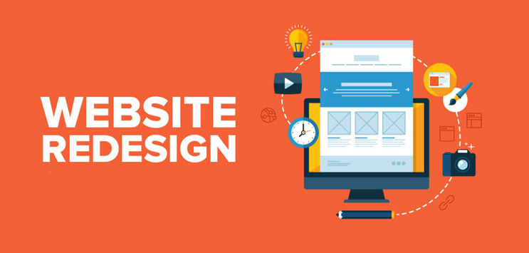 Website Redesign Services