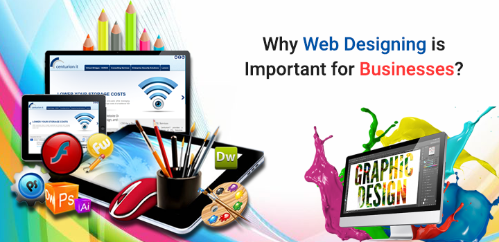 Why Web designing is necessary for small SMEs and Corpartes