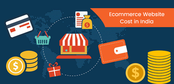Ecommerce Website Cost in India