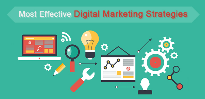 Most Effective Digital Marketing Strategies that Work Best for Startups