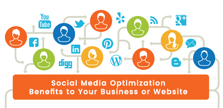 Social Media Optimization Benefits to Your Business or Website