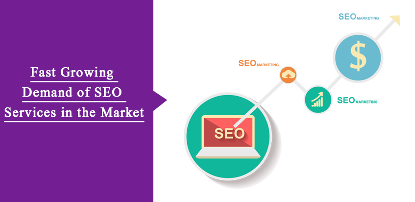 Fast Growing Demand of SEO Services in the Market