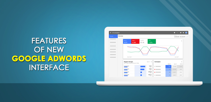 Features of New Google Adwords Interface