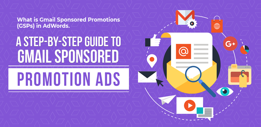 What is Gmail Sponsored Promotions (GSPs) in AdWords