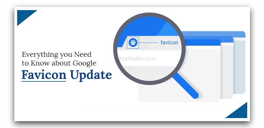Everything you Need to Know about Google Favicon Update