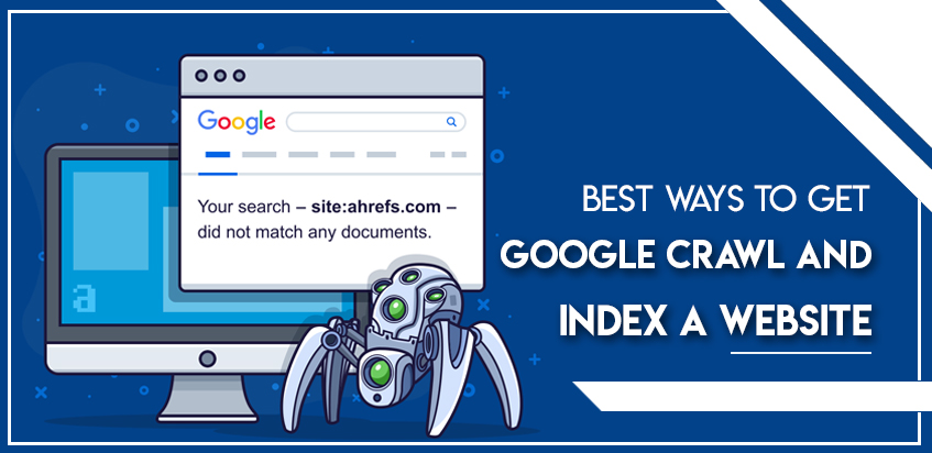 Google Crawl and Index a Website