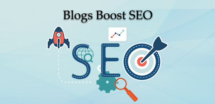 Blogs Boost SEO